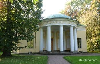 Павильон «Концертный зал» в Екатерининском парке, Царское Село (Пушкин, Санкт-Петербург)