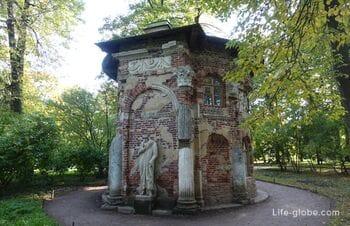 Кухня-руина в Екатерининском парке, Царское Село (Пушкин, Санкт-Петербург)