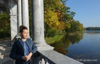 Parks in Pushkin, Saint Petersburg (parks in Tsarskoe Selo)
