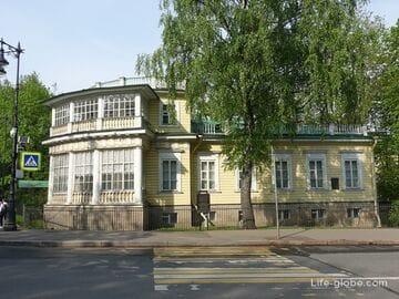 Музей-дача А.С. Пушкина в Царском Селе (Пушкин, Санкт-Петербург)
