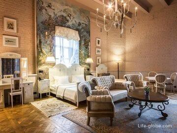 Где остановиться в Пушкине (Царском Селе): отели, апартаменты