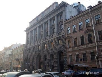 Здание Русского торгово-промышленного банка, Санкт-Петербург