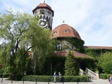 Водонапорная башня «Раушен», Светлогорск (Wasserturm Rauschen)