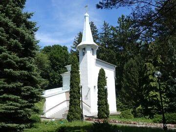 Храм иконы Божией Матери «Всех скорбящих Радость», Светлогорск