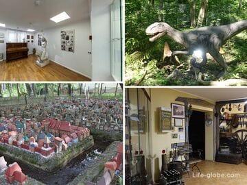 Музеи Светлогорска и Отрадного (выставки, макеты, экспозиции)