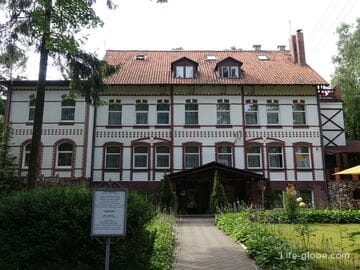 Отель «Старый доктор», Светлогорск (Танненхоф)
