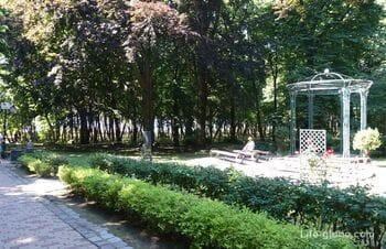 Парк Беккера, Янтарный (Moritz Becker Park)