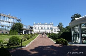 Шлосс отель Янтарный (Schloss hotel Yantarny)