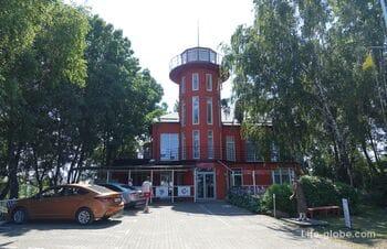 Отель Акватория в Янтарном - отель-кемпинг (Aquatoria hotel-camping)
