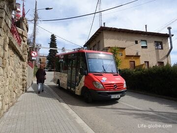 How to get to Tibidabo in Barcelona