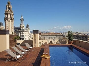 Hotels in Barcelona. How to choose a hotel in Barcelona?