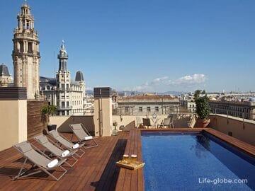 Отели Барселоны. Как выбрать отель в Барселоне?