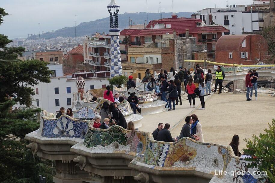 Hotel And Amusement Park Near Barcelona