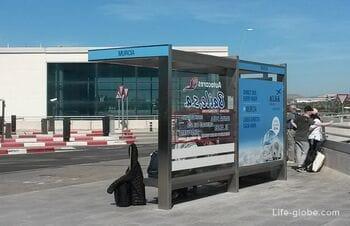 Как добраться в Мурсию из Аликанте (аэропорта и центра города)