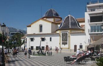 Benidorm's old town (Parte Vieja)