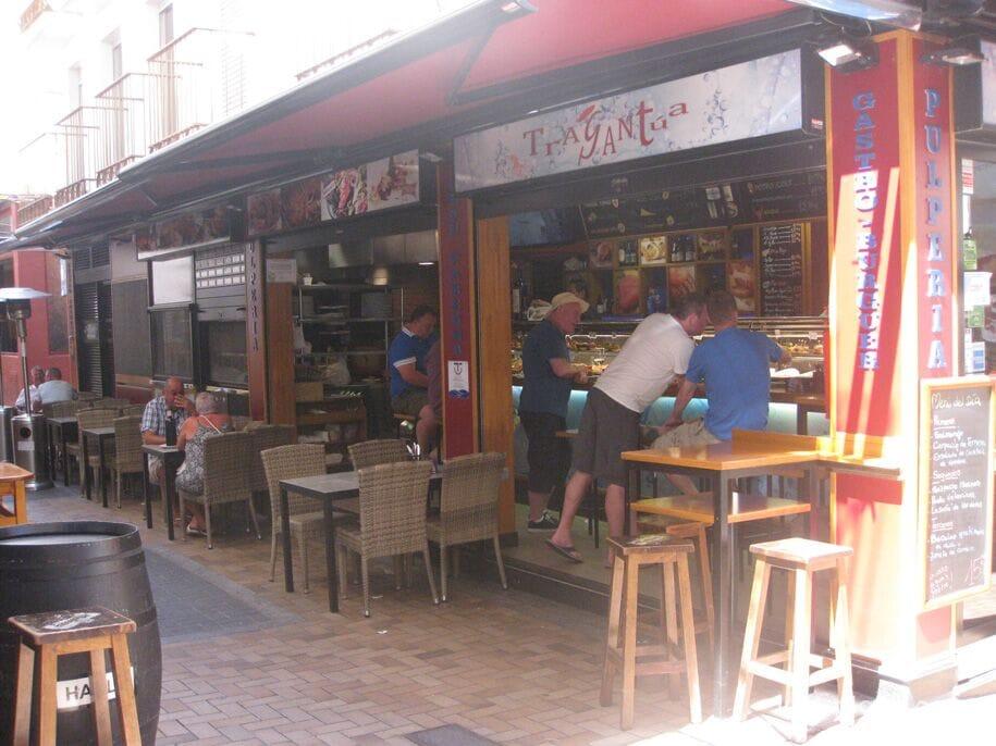 Тапас-бары, Бенидорм