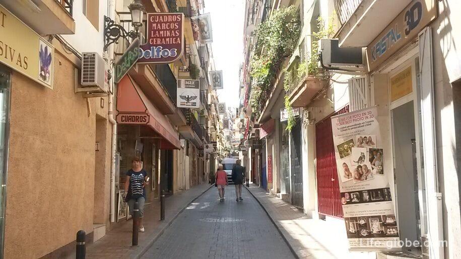 Старый город, Бенидорм