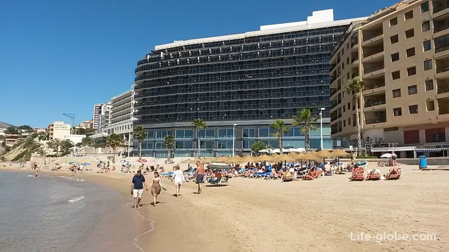 Playa Del Arenal-Bol