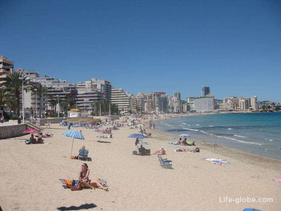Пляж Де Ла Фосса, Испания