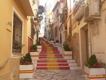 Старый город Кальп, Испания - жемчужина Кальпе