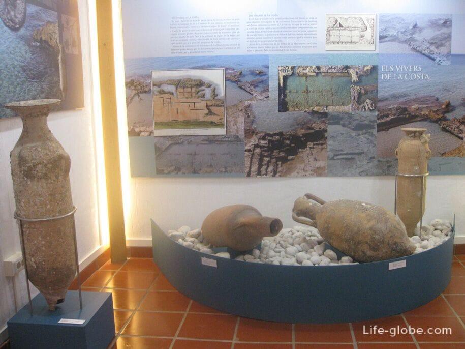 Музей археологии в Кальпе