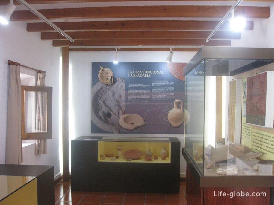 Археологический музей Кальпе