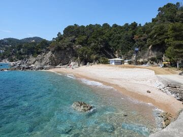 Coves of the Gulf of Llorell, Tossa de Mar: Figuera, Carlos and Llevado