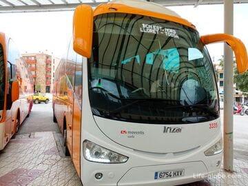 Как добраться из Жироны в Тосса-де-Мар (аэропорта и центра города)