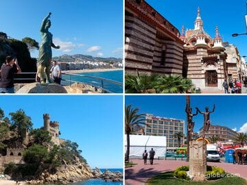Sights of Lloret de Mar