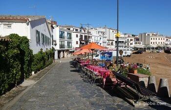 Набережная Тосса-де-Мар - место для прогулок и отдыха
