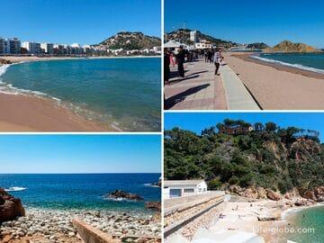 Пляжи Бланеса, Испания