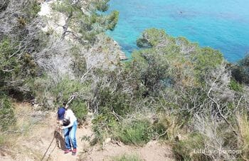 Прогулка по побережью от центра Льорет-де-Мар до центра Тосса-де-Мар (дозорные тропы, смотровые площадки, пляжи и бухты)