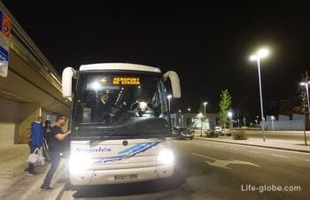 How to get from Girona Airport to the center of Girona (from the center of Girona to the airport)