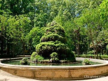Парк Девеса в Жироне (La Devesa Park) - зеленый оазис в центре города