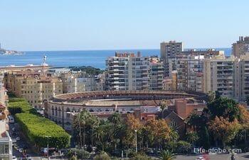 Top-18 Sights of Malaga