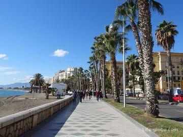 Малага, Испания (Malaga) - путеводитель
