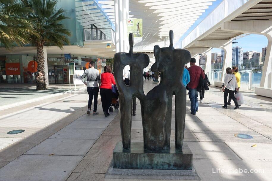 Palmeral De Las Sorpresas, Malaga