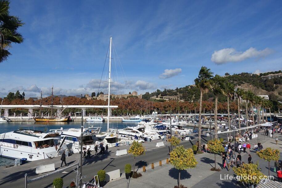 Puerto Malaga