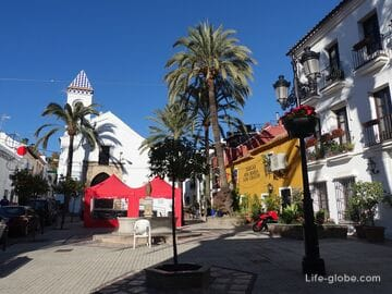 Marbella Old Town (historic center)