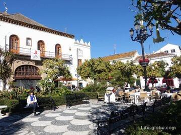 Достопримечательности Марбельи, Испания