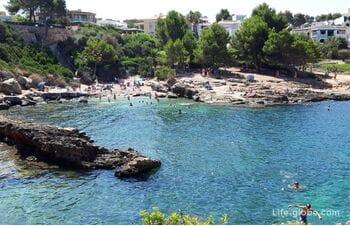 Кала Блава, Майорка (Cala Blava): фото, пляжи, отели, описание