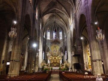 Церковь Святой Евлалии, Пальма-де-Майорка  (Iglesia de Santa Eulalia)
