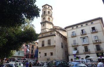 Церковь святого Николая, Пальма, Майорка (Esglesia de Sant Nicolau)
