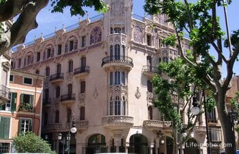 Гранд отель в Пальме, Майорка (Grand Hotel)