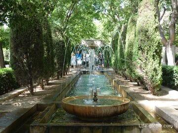 Королевские сады, Пальма - парк Хорт дель Рей (Jardines de S'Hort del Rei)