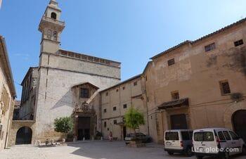 Монастырь Санта-Клара, Пальма, Майорка (Convent de Santa Clara)