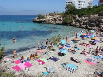 Пляж Кала Блава, Майорка (Playa Cala Blava)