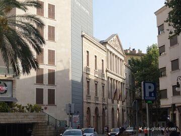 Главный театр в Пальме, Майорка (театре Принципал / Teatre Principal)