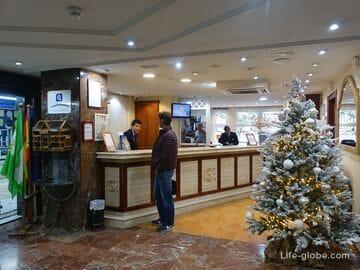 Отель San Cristobal в Марбелье с удобным расположением и завтраками - наш отзыв
