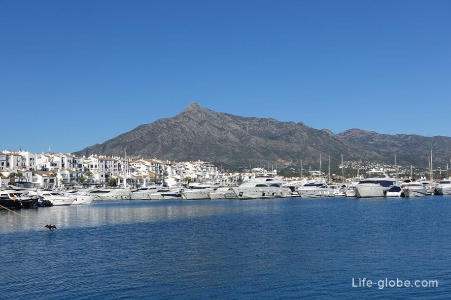 Port of Marbella